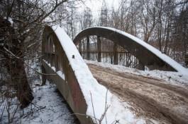 Власти снесут старый немецкий мост при реконструкции улицы Дачной в Калининграде