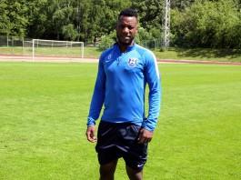 «Балтика» заключила контракт с футболистом из Кот-д'Ивуара
