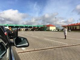 Почему польские пограничники создают очереди в пунктах пропуска с регионом?