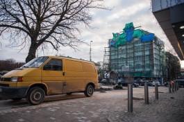 К 2020 году на Ленинском проспекте в Калининграде отремонтируют все дворы в ганзейском квартале