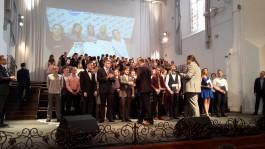 Директор калининградского «Ростелекома» вручил дипломы выпускникам БФУ им. И. Канта