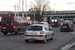 Власти: Ремонт улицы Киевской в Калининграде может растянуться до 2020 года