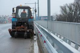 Прокурору области не понравилось качество уборки улиц в Калининграде