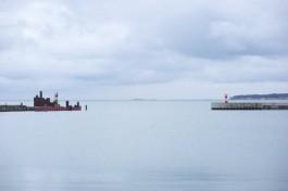 Эксперт: После строительства нового порта экология Пионерского не пострадает