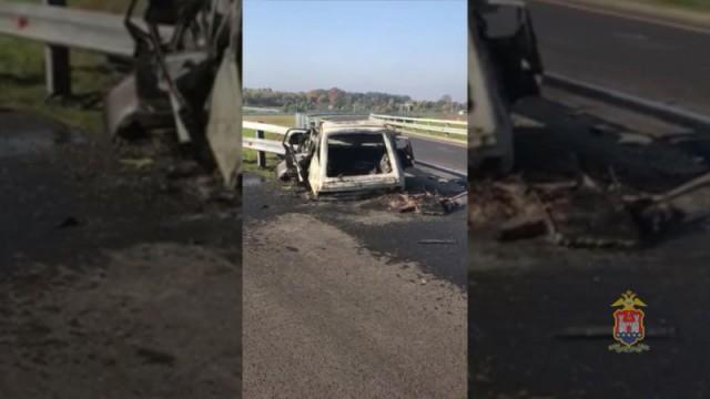 «Ни цельного шанса выжить»: вДТП наПриморском кольце живьем сгорел шофёр