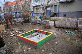 «До комфортной среды-2»: как выглядят калининградские дворы в ожидании ремонта