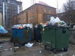 В Калининградской области утвердили единый тариф на вывоз мусора