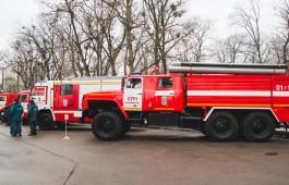 В Калининграде улицу Баранова перекроют на день для демонстрации пожарной техники