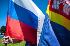 Школьник из Калининграда доставит на Северный полюс флаг региона