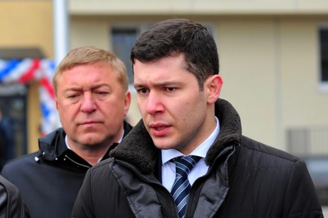 Алиханов предложил референдум позастройке побережья Нижнего озера
