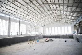 Завершение строительства бассейна в Южном парке в Калининграде перенесли на март 2021 года