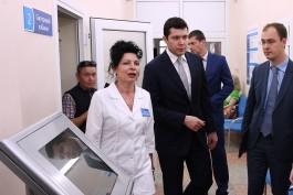 Ирина Зубарева: Центр женского здоровья в Калининграде очень востребован и отзывы хорошие