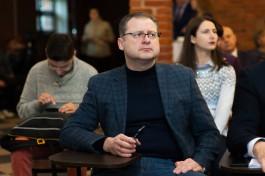 Максим Коломиец возглавил администрацию Гвардейского округа