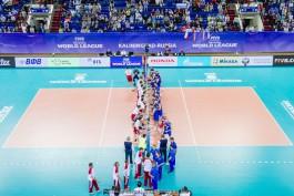 Международная федерация волейбола намерена сохранить для России право проведения ЧМ-2022