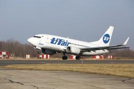 Самолёт Москва — Калининград не смог приземлиться в «Храброво» из-за сильного ветра