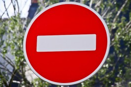 В Калининграде закроют движение по проезду вдоль Московского проспекта