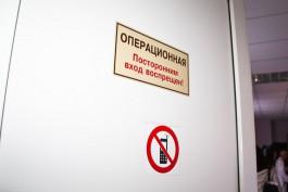 В Калининграде врач по ошибке прооперировал девочке здоровую руку