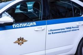 Калининградские полицейские за час нашли украденную детскую коляску