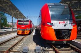 Власти региона установили повышенный тариф на проезд в «Ласточках»