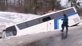 Перевозчик о ДТП в Междуречье: Страшно представить, если бы такая авария случилась с микроавтобусом