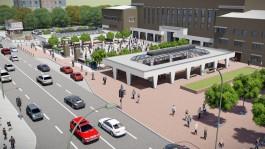 «Площадь для людей»: как предлагают благоустроить территорию перед ТЦ «Эпицентр» в Калининграде