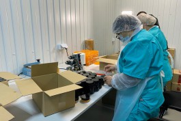 Китайская компания заказала тестовую партию янтарного мыла у производителя из Гусева