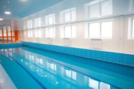 В Паланге открыли 25-метровый бассейн с джакузи и тренажёрным залом