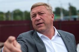 Ярошук: Пешеходный мост у СК «Юность» в Калининграде появится в 2019 году