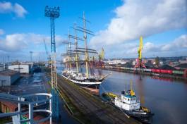 Калининградский морской рыбный порт хотят отдать в аренду на 49 лет компании из Москвы