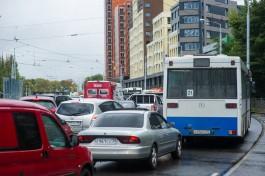 Спецпроект «Навигатор»: В Калининграде продолжат ликвидировать левые повороты на дорогах