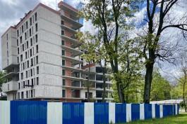 Алиханов: Гостиницу в центре Калининграда планируют достроить к следующему сезону