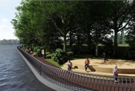 Власти Светлогорска готовы потратить 5,5 млн рублей на три скульптуры для парка творчества