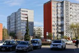 Капремонт трёх многоэтажек напротив Рыбной деревни в Калининграде перенесли на 2022 год