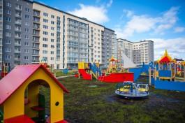 С января по октябрь в Калининграде ввели в эксплуатацию 158 жилых домов