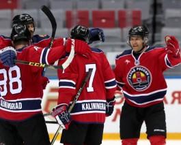 Калининградские хоккеисты стали третьими на всероссийском фестивале в Сочи