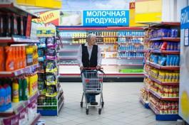 С начала года цены на продовольствие в Калининградской области выросли на 2,8%