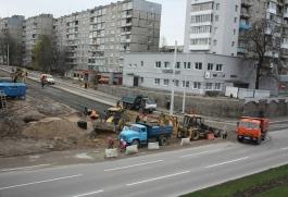 В Калининграде открыли движение по съездам со Второй эстакады.