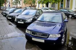 В Калининграде водитель сломал нос мужчине, сделавшему замечание по поводу парковки