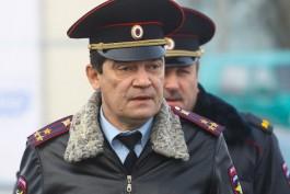 Начальник областного УГИБДД Андрей Державицкий ушёл в отставку