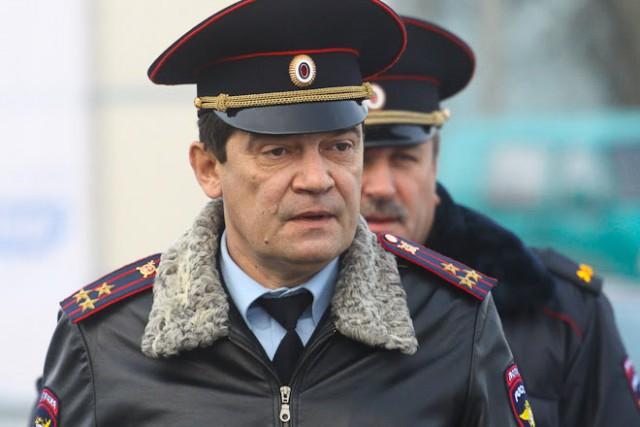 Руководитель ГИБДД Калининградской области Андрей Державицкий ушёл вотставку
