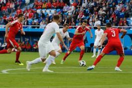 FIFA начала расследование из-за жестов швейцарских футболистов на матче в Калининграде
