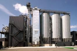В Гурьевске открыли комплекс для хранения зерна