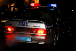 В ДТП под Зеленоградском погиб мотоциклист