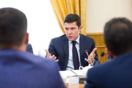 Алиханов пообещал обсудить приостановку паромного сообщения с Калининградской областью
