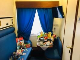 В поезде «Янтарь» появится «вагон для бизнес-класса»