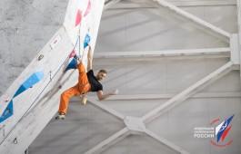Спортсмен из Калининграда выиграл чемпионат России по скалолазанию