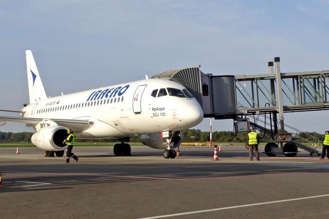 Компания «ИрАэро» запустила прямые регулярные рейсы из Калининграда в Самару