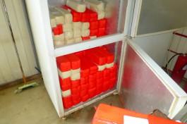 Калининградец вёз из Польши более 400 кг санкционного сыра