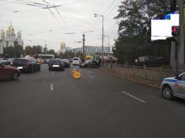 Пострадавшая девушка отсудила 300 тысяч рублей у виновницы массового ДТП в центре Калининграда