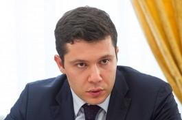 Алиханов: Мусорный полигон и завод по сортировке отходов должны построить в регионе к 2022 году